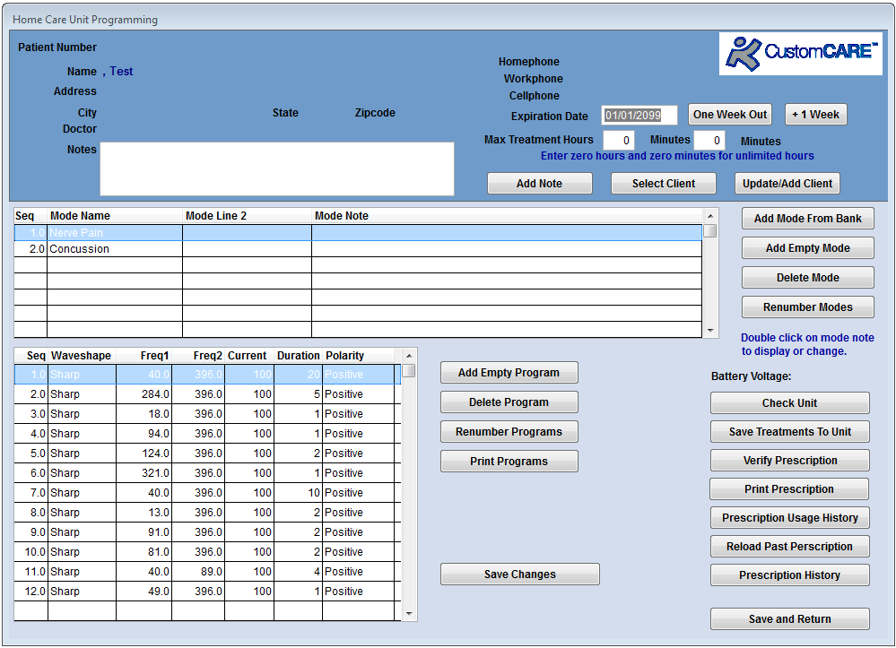 Custom Care Software 2