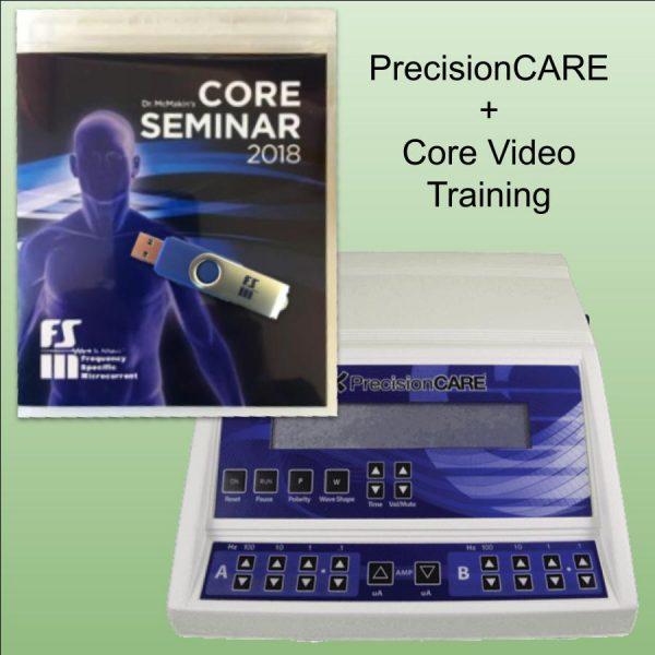PrecisionCare Core Video Training Bundle