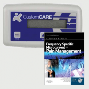 Custom Care Microcurrent Machine Bundle
