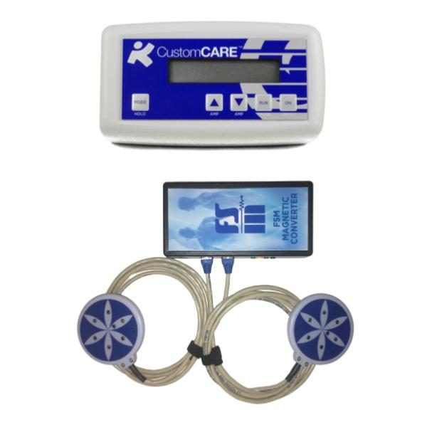 CustomCare FSM PEMF Magnetic Converter
